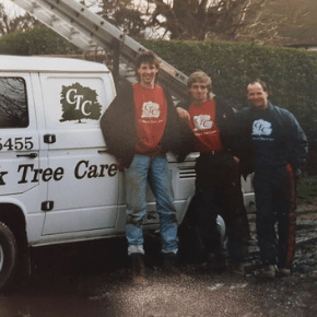 Connick Tree Care 1988