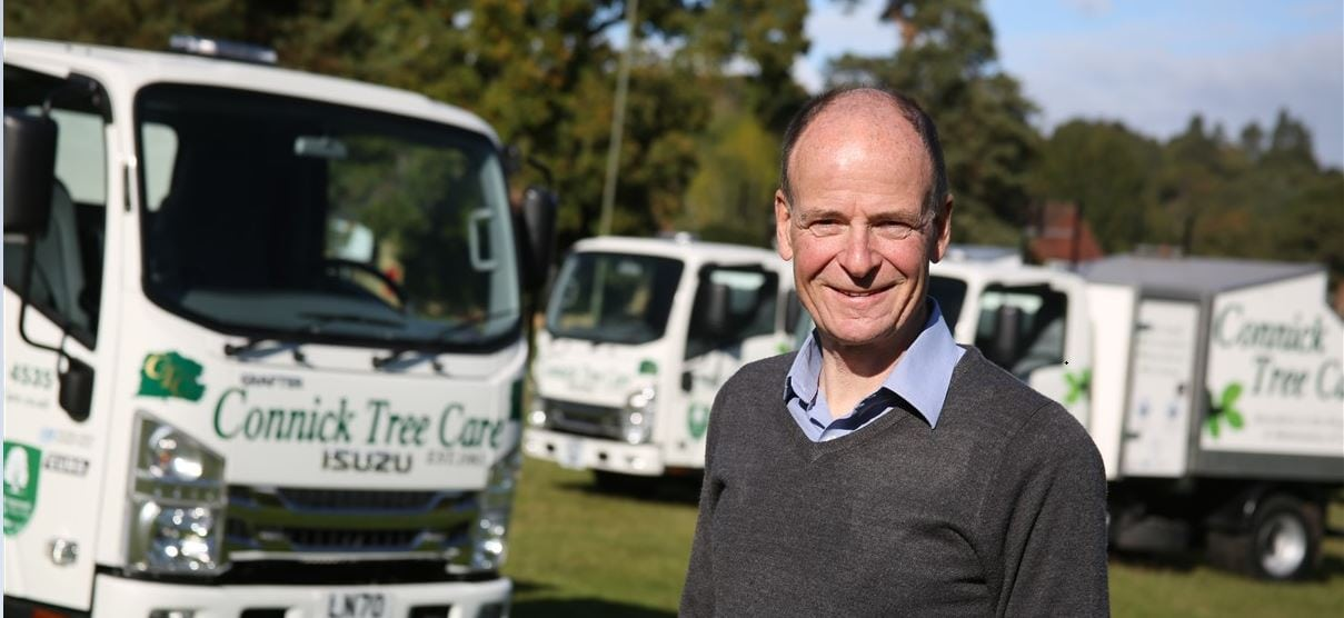 Mike Connick on Arboriculture, Royalty and Life's Pleasures
