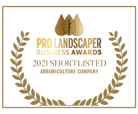 Arboriculture Company 2021 – Shortlisted